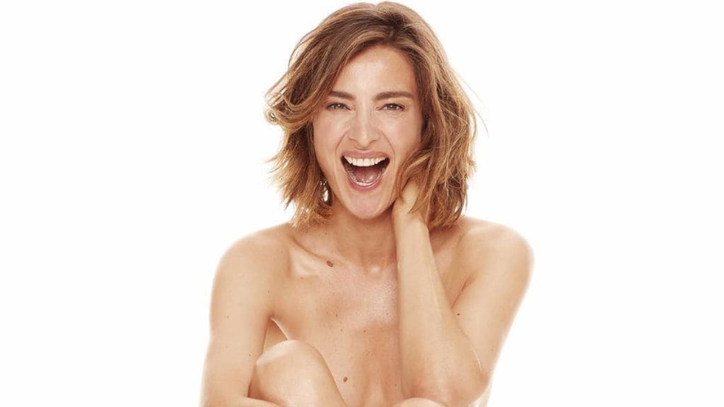 sandra barneda desnuda portada women health