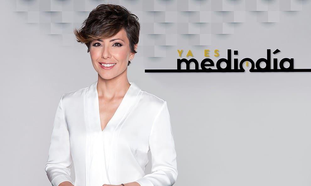 sonsoles onega presentadora ya es mediodia telecinco