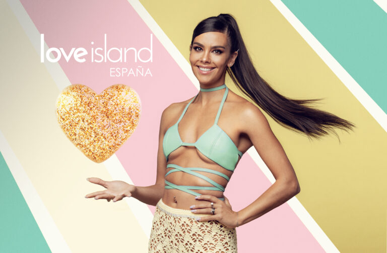 CristinaPedroche presentadora de Love Island 2